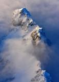 Late afternoon over Gunn Peak, Cascade Mountains, Washington State 717 .jpg