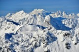 Mount Olympus, Olympic National Park, Olympic Mountains, Washington State 205
