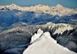 Three Fingers Mountain and Lookout, Cascade Mountains, New Year Eve 2018, Washington State 480