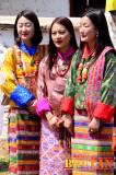 At Paro Tsechu festival