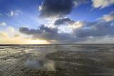 2N9B1882 sunrise Waddenzee Terchelling Oosterend