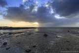 2N9B1874 Teschelling sunrise Wad bij Oosterend