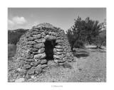 Barraca de curolla - Rossell (Baix Maestrat)