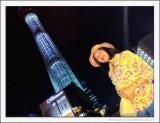Mika at Skytree