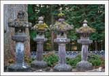 Stone Lanterns