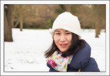 Snow in the Botanics