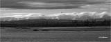 Alaska Range in the distance.