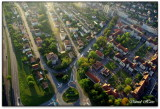 Survol de Metz