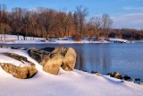A Cold March Morning at Marsh Creek State Park #1