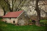 The Milky Way Farm Springhouse