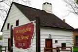 The Downingtown Log House, Circa 1701 #3