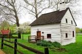 The Downingtown Log House, Circa 1701 #1