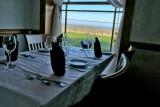 Dinner Table at Bella Luna