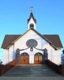 The Old St. Joseph Church in Sea Isle City