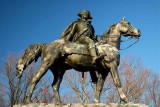 The General Anthony Wayne Monument at Valley Forge