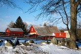 A Winter's Day at the Great Barn