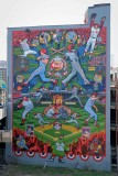 Celebrating the Phillies