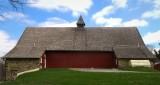 The Great Barn Facade