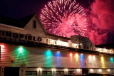 Fireworks Over the Springfield Inn #1