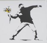 Love is in the air. (Flower Thrower). 2006