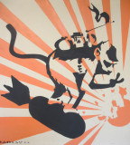 Cheeky Monkey. 2003