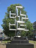 Sculpture by Woody van Amen