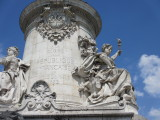 Place de la République.