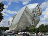 Fondation Louis Vuitton, Paris