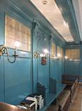 Interior Winter Synagogue