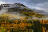 Fox Mountain, Wolfe Creek Pass