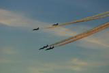 The Patriots Aerobatic Team