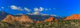 Pikes Peak, Garden of the Gods