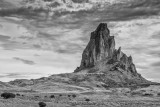 Agathla Peak, Navajo Indian Reservation, Arizona