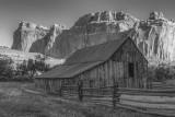 Barn on the Gifford Homestead