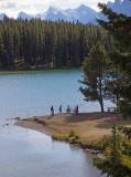 Two Jack Lake 1