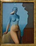 Pompidou Centre (Rene Magritte)