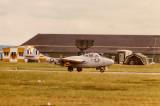 DeHavilland DH 115 Vampire T.11