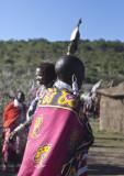 Masi warrior