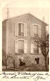 11 rue Lamartine en 1910