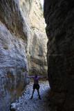 Discovering the south part of Crete – Dans les gorges d'Imbros