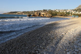 2 weeks discovering the island of Crete – On the coast at the Alirida beach