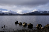 Glen Luss from Milarrochy Bay, Loch Lomond