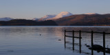Ben Lomond from Net Bay, Loch Lomond