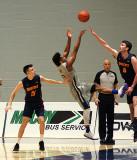 Queen's vs Laurentian M-Basketball 01-26-19