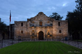 Dawn at the Alamo