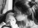 Savanna and baby Eileen