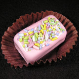 #25: Pink Confetti Cream Size: 1.40 Price: $30