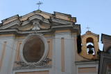 Trastevere or Rome church center city