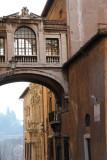 Arch, center city Rome
