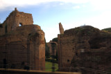 Tour was good; had never seen the Baths of Caracalla before. Snapped pic from coach.